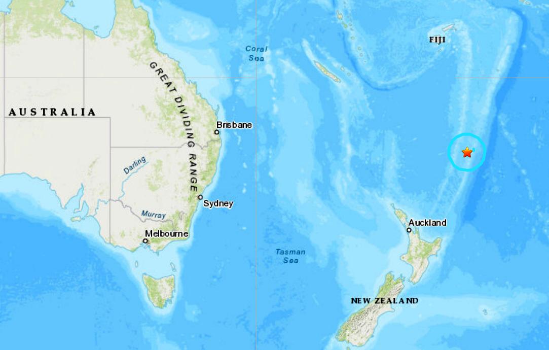 NEW ZEALAND - 1-8-21