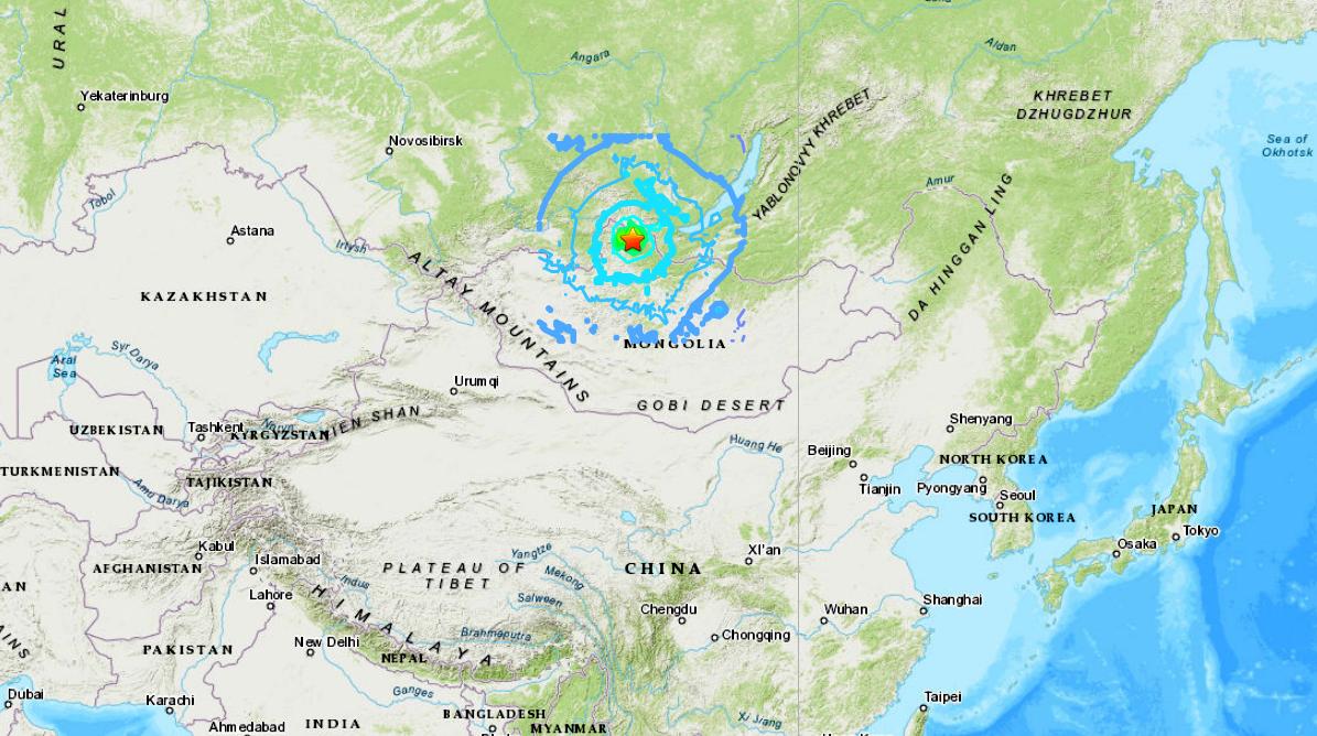 RUSSIA-MONGOLIA - 1-11-21