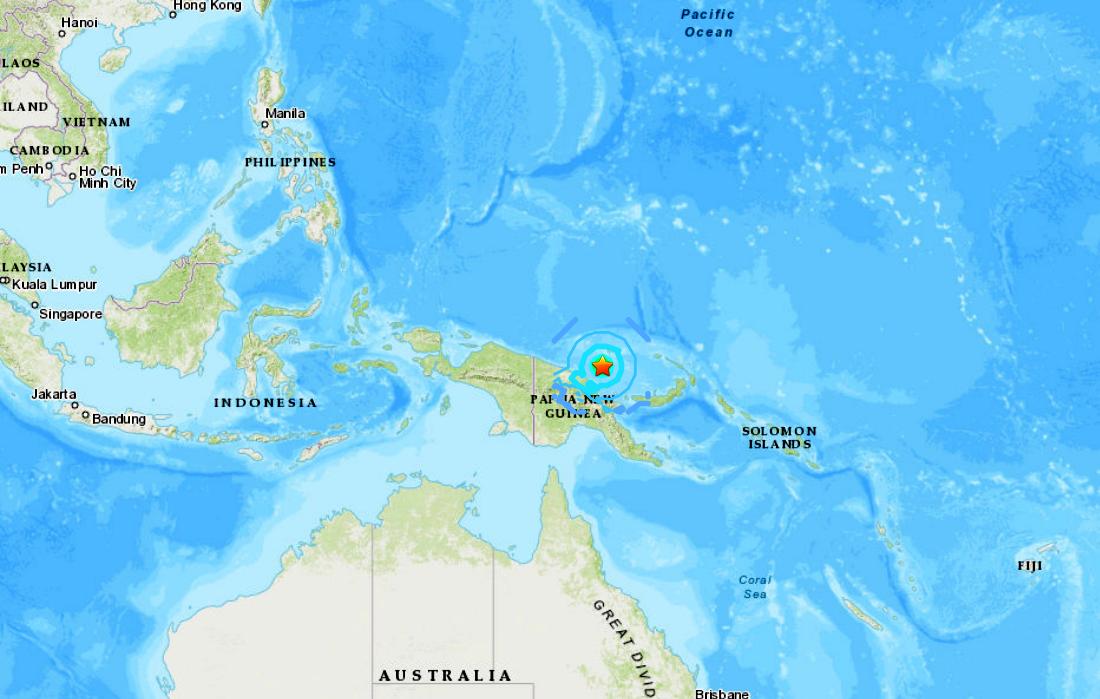 PAPUA NEW GUINEA - 2-7-21