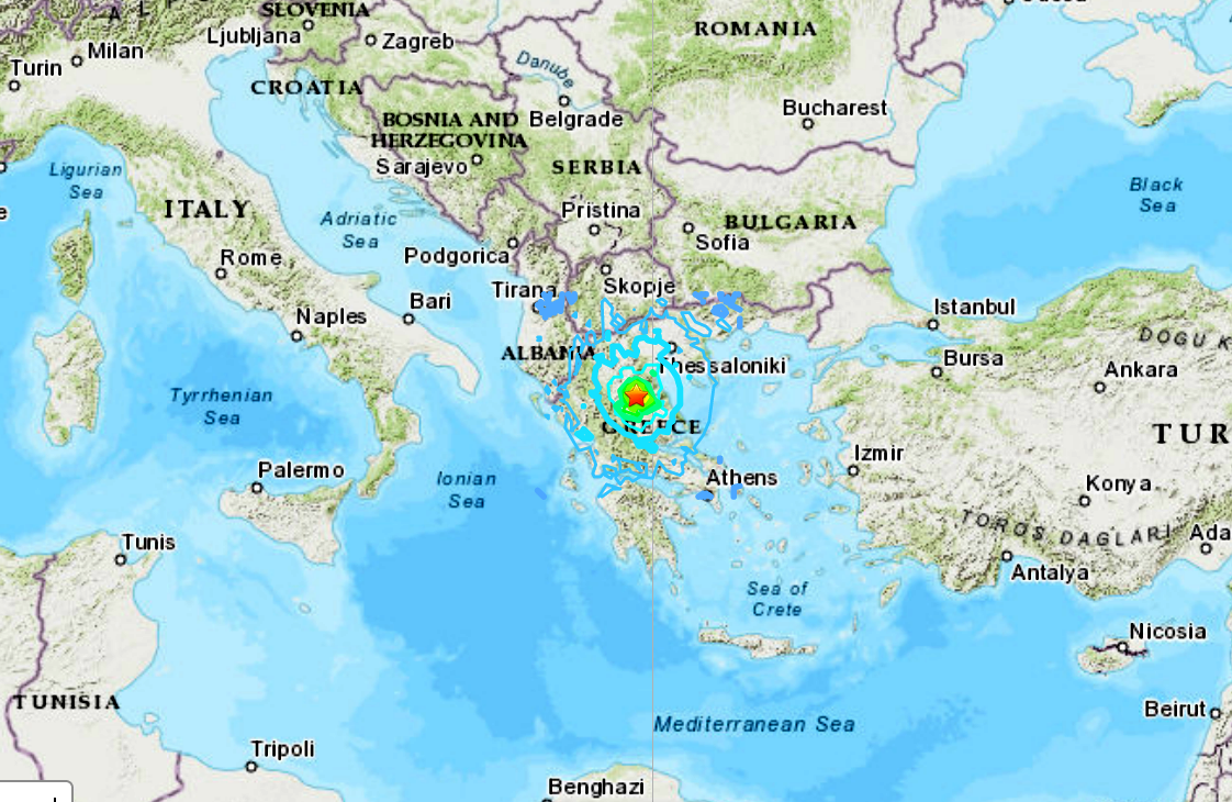 GREECE - 3-4-21