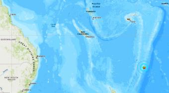 KERMADEC ISLANDS - 3-13-21