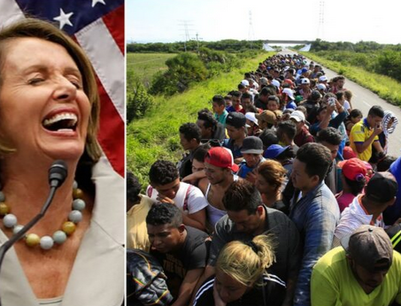 NANCY AND ILLEGALS