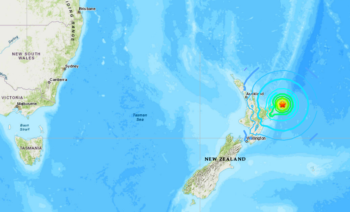 NEW ZEALAND - 3-4-21