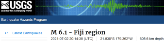 1 FIJI REGION - 7-2-21