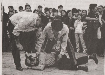 CHINESE RELIGIOUS PERSECUTION