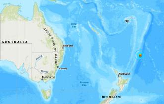 KERMADEC ISLANDS - 7-24-21