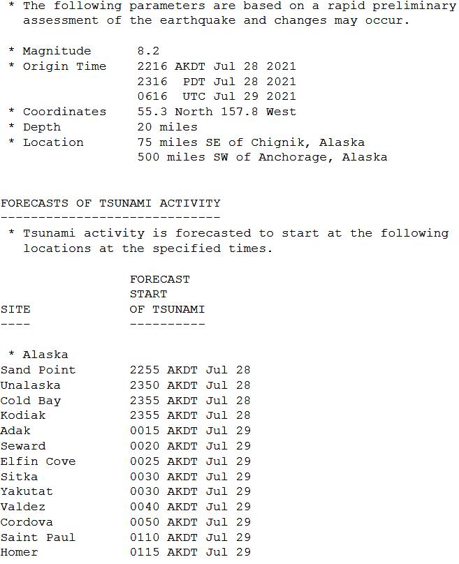 1 ALASKA - 7-29-21