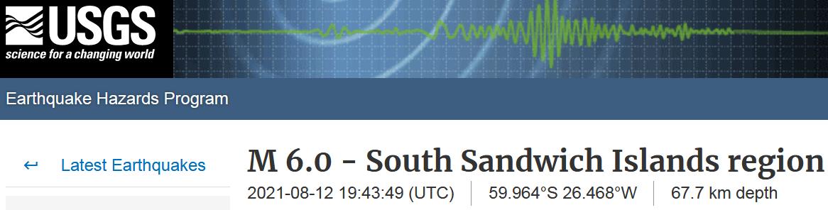 3 - SANDWICH ISLANDS - 8-12-21