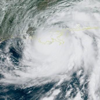 HURRICANE IDA - NOAA