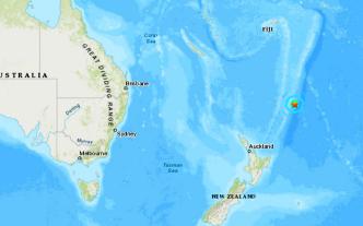 KERMADEC ISLANDS - 8-31-21