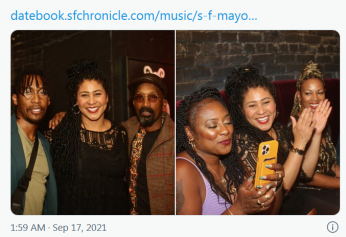 MAYOR BREED AND BLM