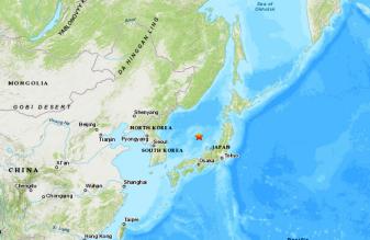SEA OF JAPAN - 9-29-21