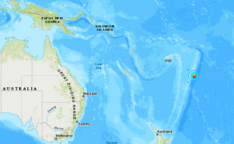 TONGA ISLANDS - 9-5-21